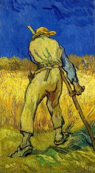 Vincent Van Gogh : The Reaper