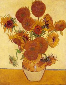 Vincent Van Gogh : The Sunflowers