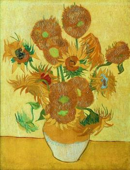 Vincent Van Gogh : The Sunflowers II