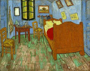 Vincent Van Gogh : The Bedroom II