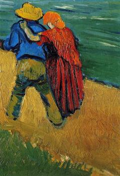 Vincent Van Gogh : Two Lovers