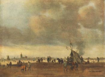 Jan Van Goyen : Winter