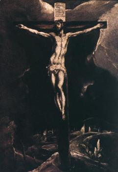 El Greco : Christ on the Cross