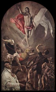 El Greco : Resurrection
