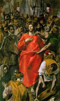 El Greco : The Spoliation