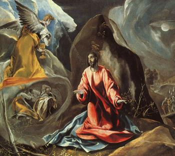 El Greco : Agony in the Garden