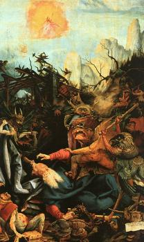 The Temptation of St.Anthony The Isenheimer Altarpiece
