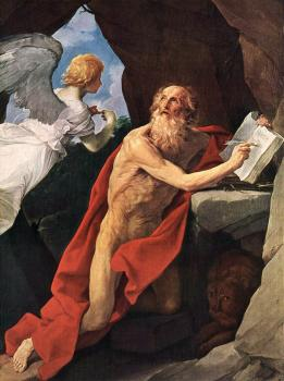 Guido Reni : St Jerome