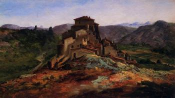Paul-Camille Guigou : A Village in Vaucluse