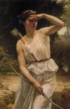 Guillaume Seignac : Diana hunting