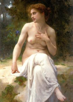 Guillaume Seignac : Nymphe