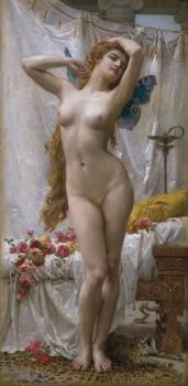 Guillaume Seignac : the awakening of Psyche