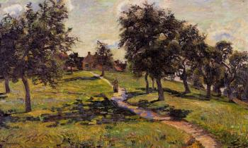 Armand Guillaumin : Damiette, Apple Trees