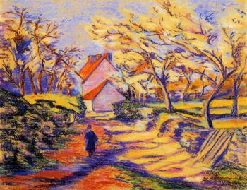 Armand Guillaumin : In the Countryside