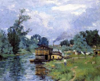 Armand Guillaumin : The Banks of the River