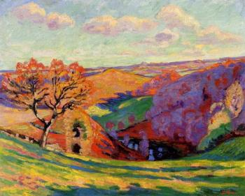 Armand Guillaumin : The Creuse at Crozant