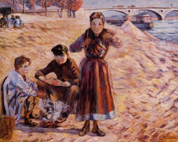 Armand Guillaumin : The Little Thieves