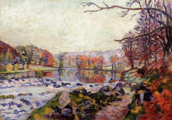 Armand Guillaumin : The Valley of the Creuse