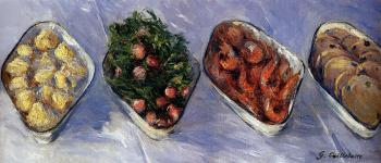 Gustave Caillebotte : Hors D Oeuvre