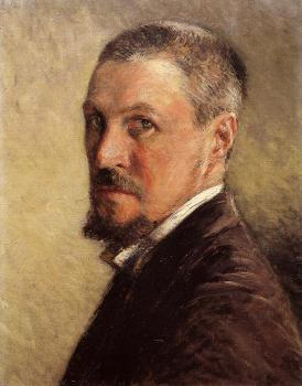 Gustave Caillebotte : Self Portrait II