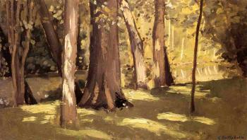 Gustave Caillebotte : The Yerres Effect of Light