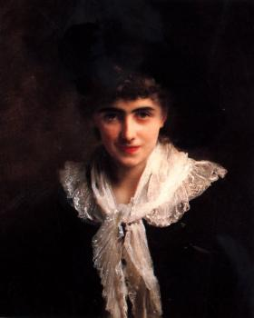 Portrait of a Gentlewoman