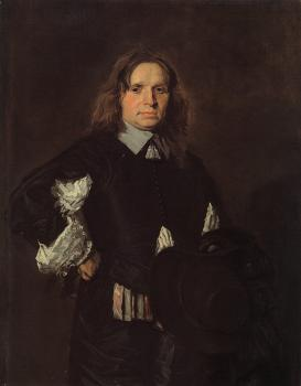 Frans Hals : Portrait of a Man