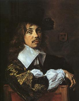Frans Hals : Portrait of Willem (Balthasar) Coymans