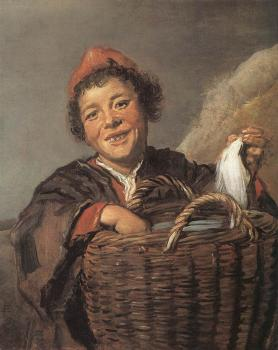 Frans Hals : Fisher Boy