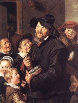 Frans Hals : The Rommel Pot Player