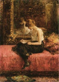 Alexei Alexeievich Harlamoff : Literary Pursuits of a Young Lady