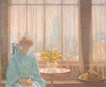 The Breakfast Room, Winter Morning
