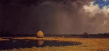 Martin Johnson Heade : Salt Marsh Hay