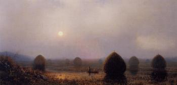 Martin Johnson Heade : The Great Swamp