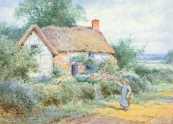A Bedfordshire Cottage