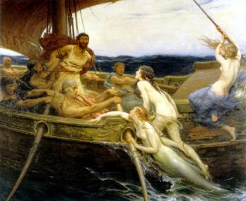 Ulysses and the Sirens