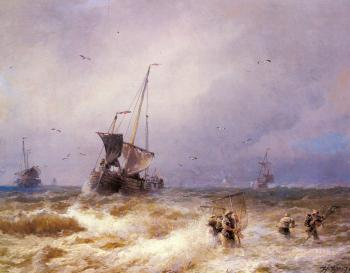 Herman Herzog : Fishing Scenes Pic II