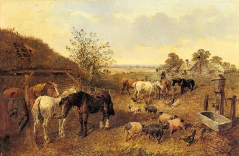 John Frederick Jr Herring : A Farmstead