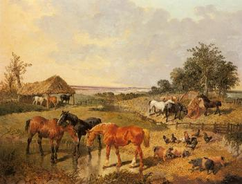 John Frederick Jr Herring : Country Life