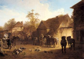 John Frederick Jr Herring : The Country Inn