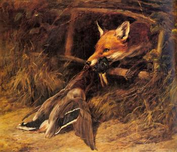Heywood Hardy : Returning to the Fox's Lair