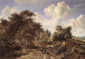 A Wooded Landscape