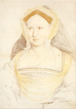Portrait of Lady Mary Guildford