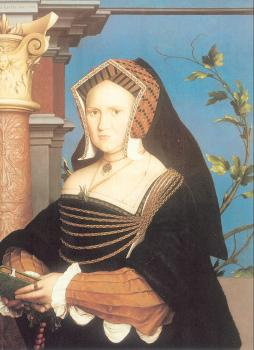 Portrait of Lady Mary Guildford II