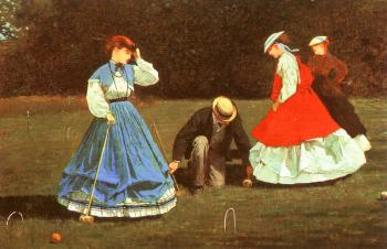 The Croquet Game