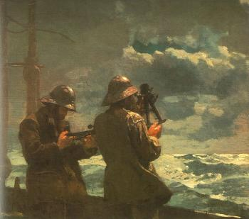 Winslow Homer : Eight Bells