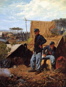 Winslow Homer : Home Sweet Home II