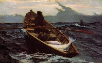 Winslow Homer : The Fog Warning