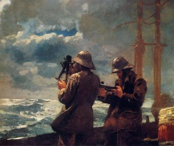 Winslow Homer : Eight Bells III