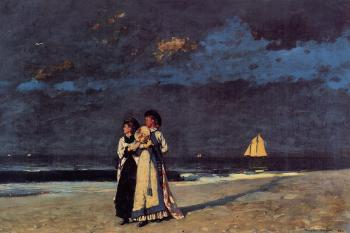 Promenade on the Beach II